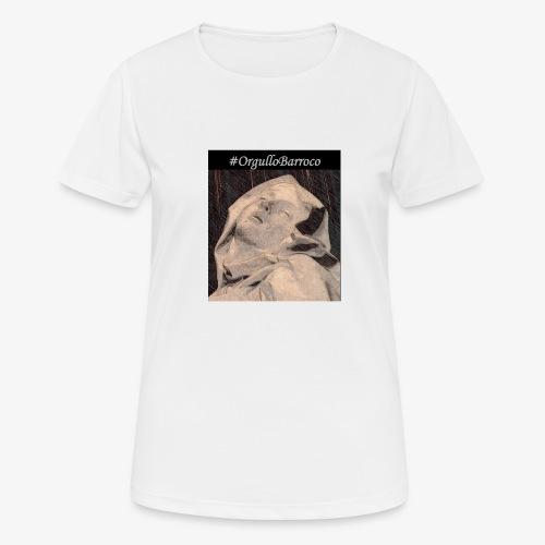 #OrgulloBarroco Teresa dibujo - Camiseta mujer transpirable