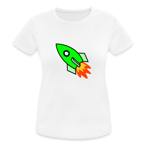 neon green - Women's Breathable T-Shirt