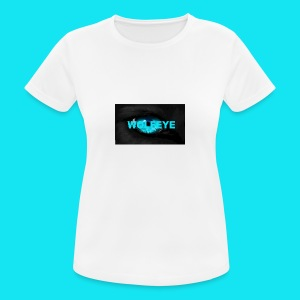 WolfEye T-Shirt - Women's Breathable T-Shirt