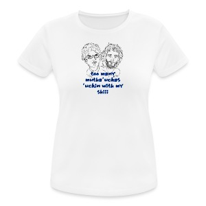 Mutha Ucka Flight of the Conchords - Women's Breathable T-Shirt