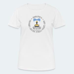 LUG Perugia - Maglietta da donna traspirante