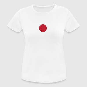 A Heart For Japan - Women's Breathable T-Shirt