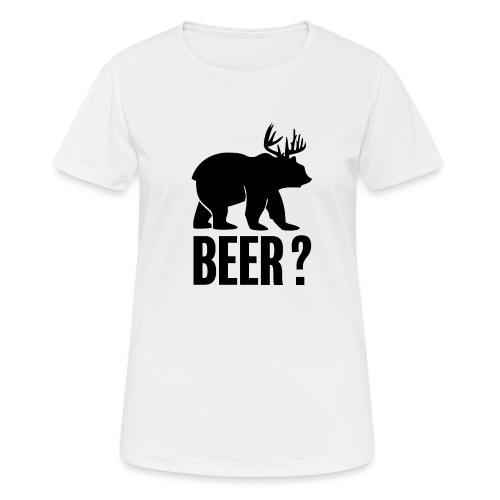 Beer - T-shirt respirant Femme