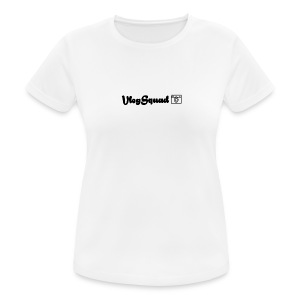 Vlog Squad - Women's Breathable T-Shirt