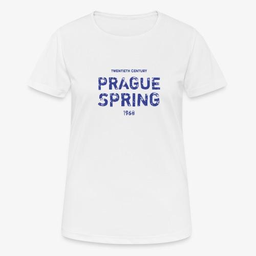 Prague Spring - Maglietta da donna traspirante