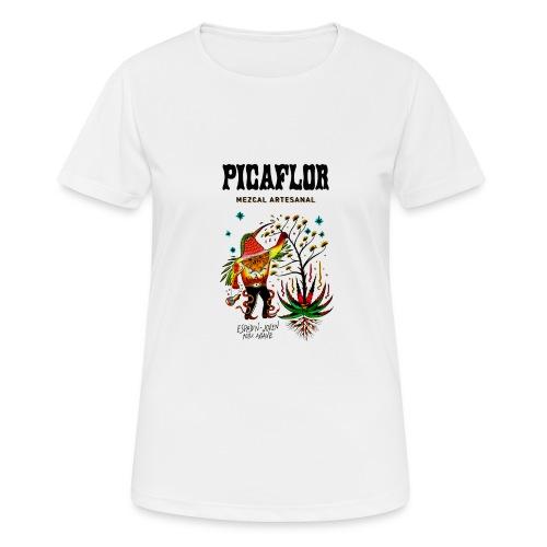picaflormezcal - Pustende T-skjorte for kvinner