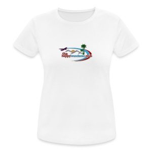 The Happy Wanderer Club Merchandise - Women's Breathable T-Shirt