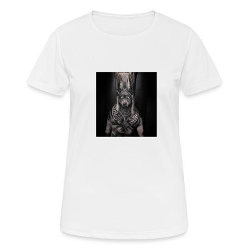 hund - Frauen T-Shirt atmungsaktiv