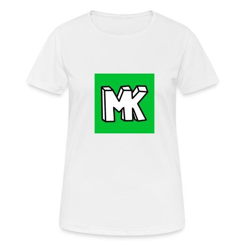 MK - Vrouwen T-shirt ademend actief