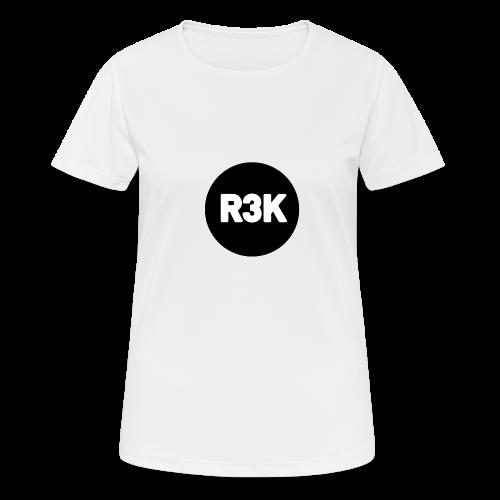 R3K Logo - Women's Breathable T-Shirt