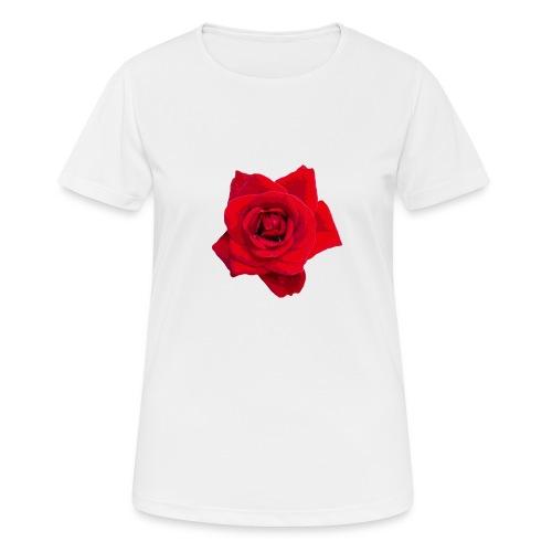 Red Roses - Koszulka damska oddychająca