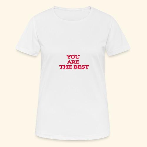 best 717611 960 720 - Dame T-shirt svedtransporterende