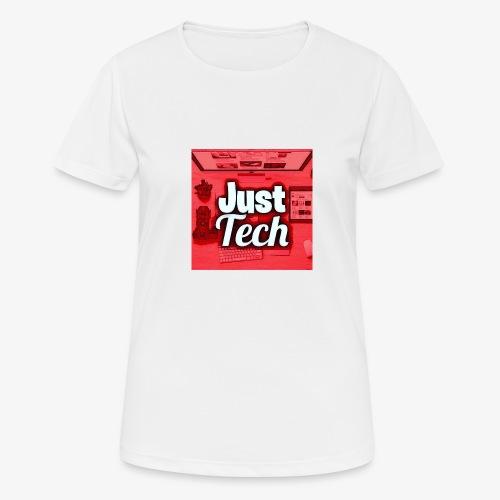 IMG 20180715 180358 550 - Vrouwen T-shirt ademend actief