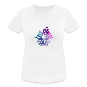 THESAMERSFAMILY-png - Camiseta mujer transpirable