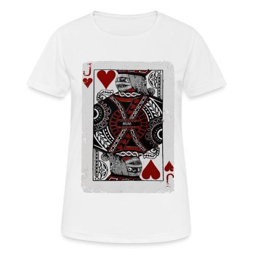 Joker Mummy - Maglietta da donna traspirante