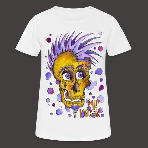 Autoportrait - T-shirt respirant Femme