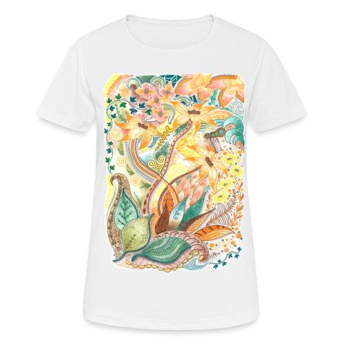Höststorm - Andningsaktiv T-shirt dam
