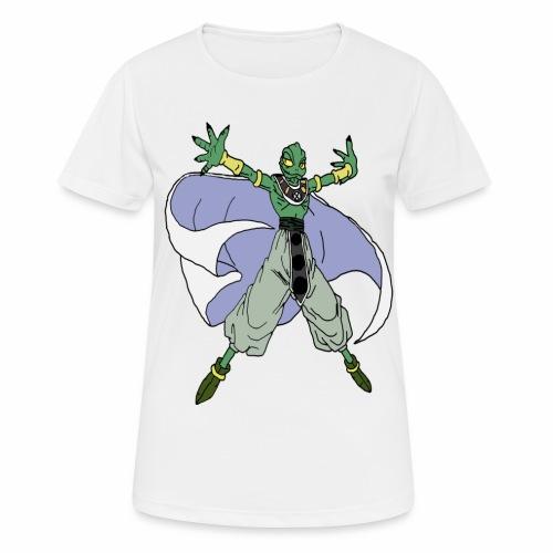 Lezarman - T-shirt respirant Femme