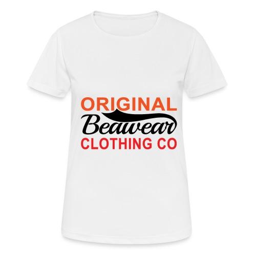 Original Beawear Clothing Co - Women's Breathable T-Shirt
