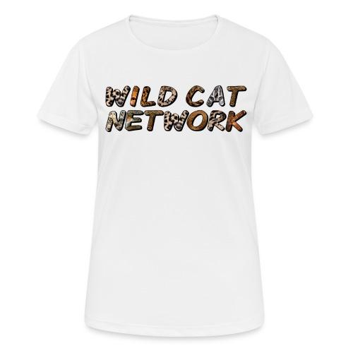 WildCatNetwork 1 - Frauen T-Shirt atmungsaktiv