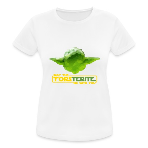 Forsterite force - Camiseta mujer transpirable