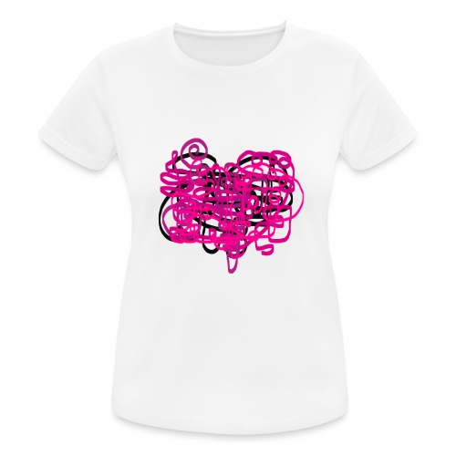delicious pink - Women's Breathable T-Shirt