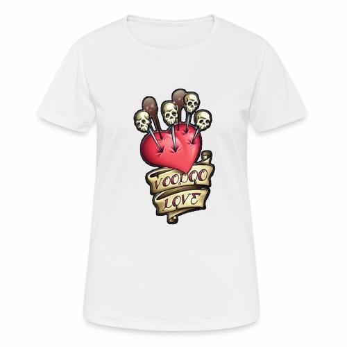 AMOR VOODOO - Camiseta mujer transpirable