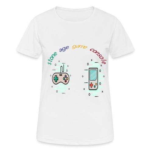 Retro Gaming Tribute - Frauen T-Shirt atmungsaktiv