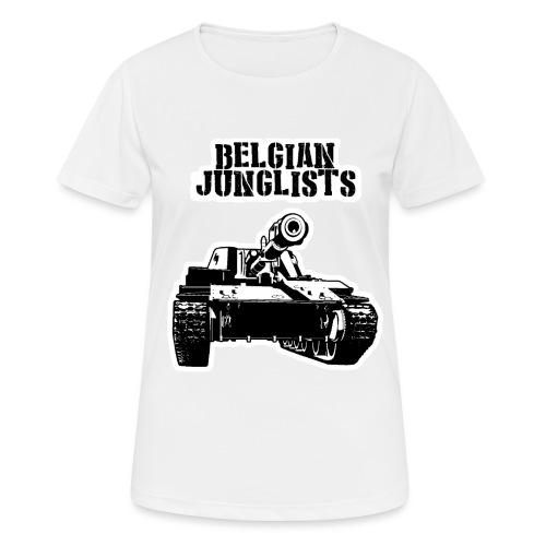 Tshirtbig - Women's Breathable T-Shirt