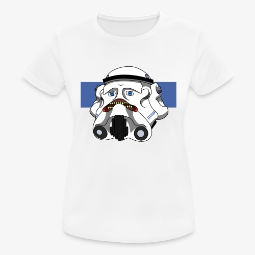 The Look of Concern - Women's Breathable T-Shirt
