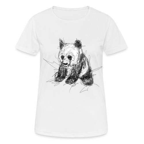 Scribblepanda - Women's Breathable T-Shirt