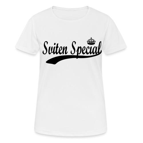 probablythebestgameintheworld - Andningsaktiv T-shirt dam