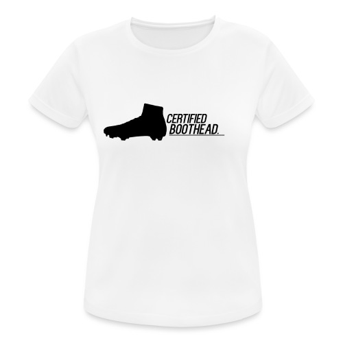 Certified Boothead - Women's Breathable T-Shirt