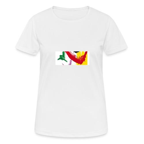 Feria 2017 - T-shirt respirant Femme