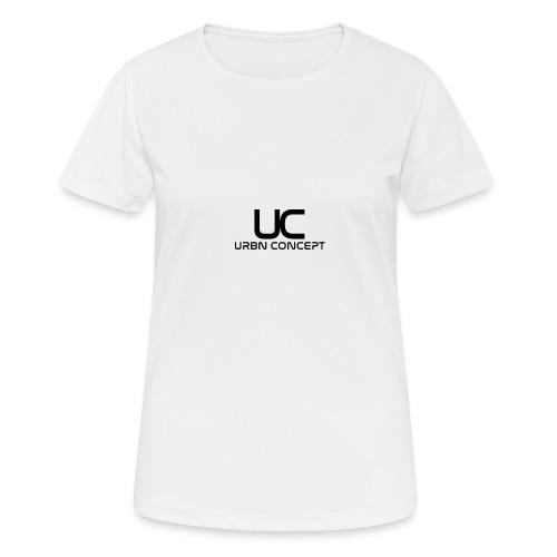 URBN Concept - Women's Breathable T-Shirt