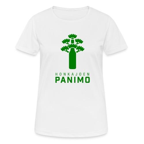 Honkajoen Panimo Logo - naisten tekninen t-paita