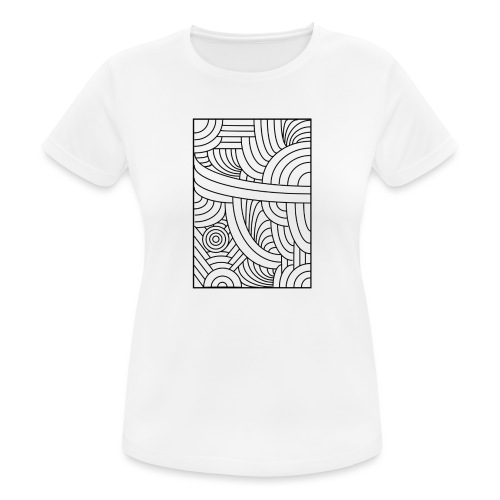 Brut - T-shirt respirant Femme