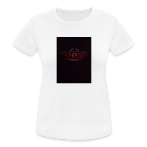 KDM - T-shirt respirant Femme