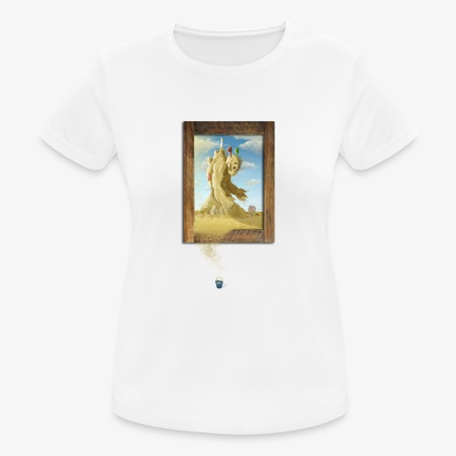 Sand - Camiseta mujer transpirable