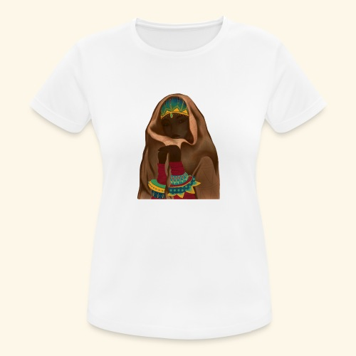 Femme bijou voile - T-shirt respirant Femme