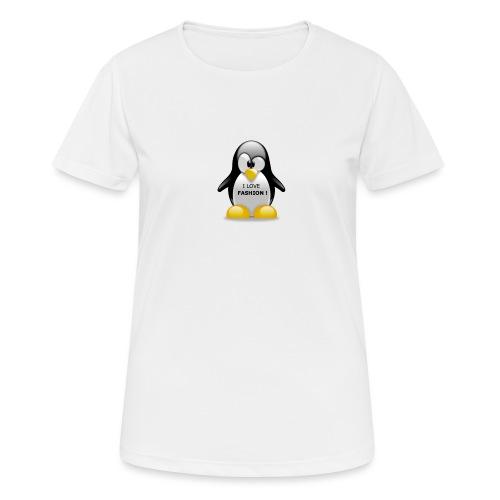I LOVE FASHION - T-shirt respirant Femme
