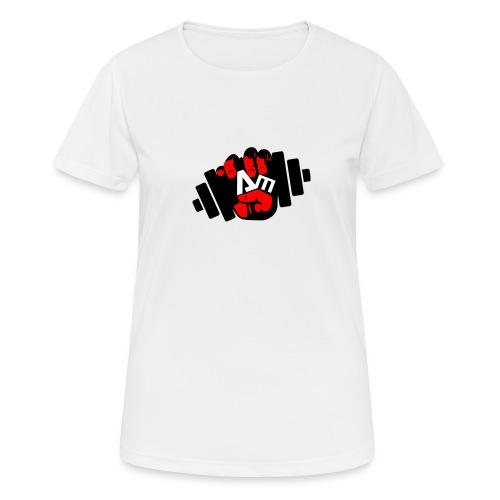 ANTONIO MESSINA ANTOFIT93 - Maglietta da donna traspirante