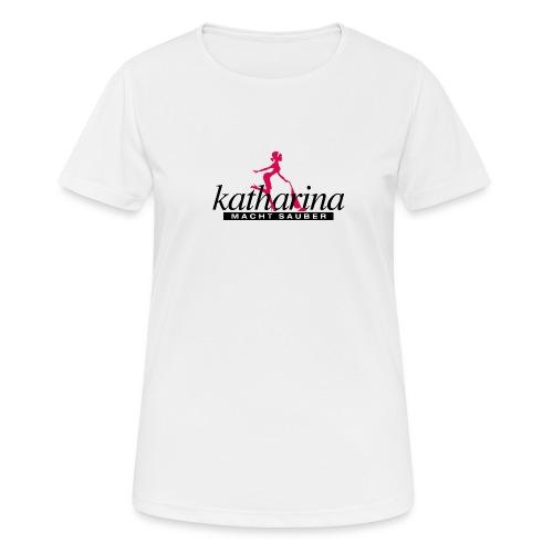 katharina - Frauen T-Shirt atmungsaktiv