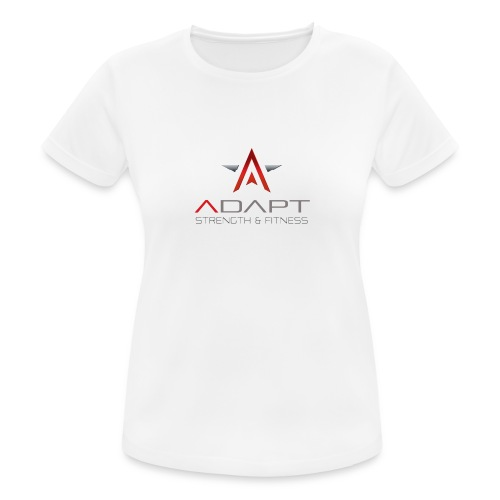 Adapt Strength & Fitness - Women's Breathable T-Shirt