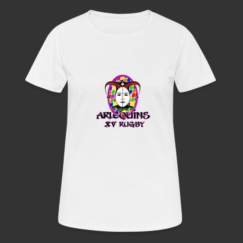 Arlequins Beauvais - T-shirt respirant Femme
