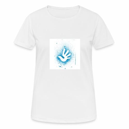 T Shirt 3 - T-shirt respirant Femme