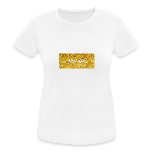 Scripted. Box Logo - Women's Breathable T-Shirt