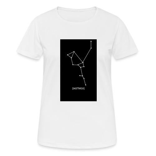SAGITTARIUS EDIT - Women's Breathable T-Shirt