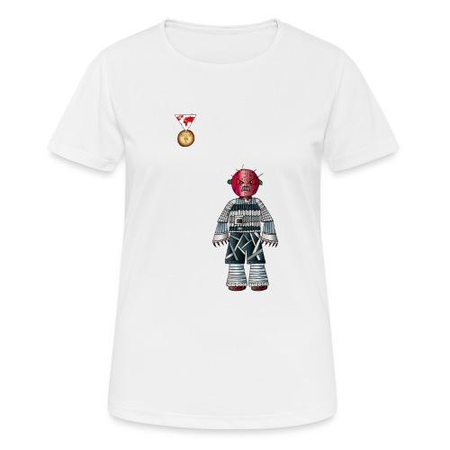 Trashcan - Frauen T-Shirt atmungsaktiv