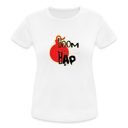 Boom Bap - Women's Breathable T-Shirt